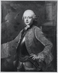 Portret van Sigismund Vincent Gustaaf Lodewijk von Heiden Hompesch (1731-1790)