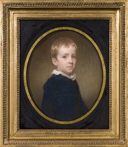 Portret van Willem Philip Teding van Berkhout (1815-1839)