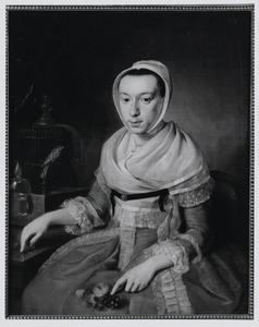 Portret van Margaretha Elisabeth de Groot (1768-1814)