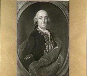 Portret van Gerard Meerman (1722-1771), echtgenoot van Maria Catharina Buys