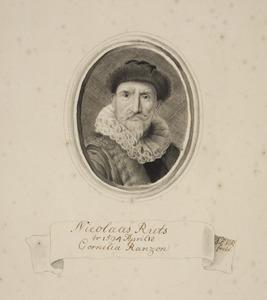 Portret van Nicolaes Ruts (1673-1638)