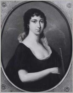 Portret van Johanna Catharina van Rhemen (1781-1806)