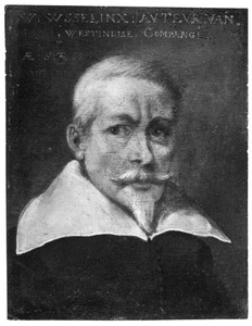 Portret van Willem Usselinx (1567-na 1647)