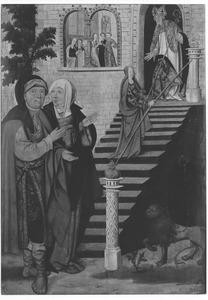 De tempelgang van Maria