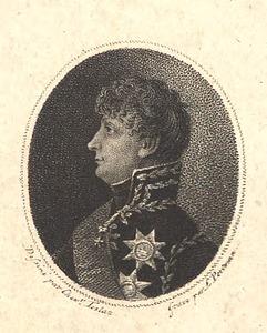 Portret van Jan Willem de Winter (1750-1812)