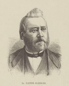 Portret van Pieter Bleeker (1819-1878)
