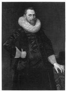 Portret van een man, waarschijnlijk Dirck Corver (1587-1633)