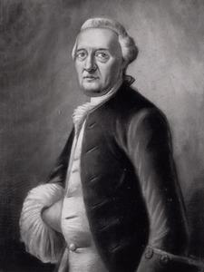 Portret van Willem van Ittersum tot den Oosterhof ( -1779)