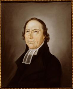 Portret van een man, mogelijk Wigbold Coens van Senden (1758-1811)