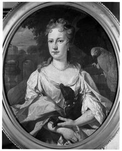 Portret van Eva Maria van Foreest (1706-1776)