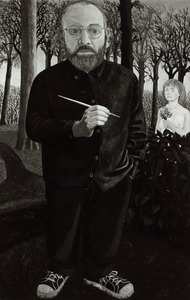 Portret van Hermanus Berserik (1921-2002)
