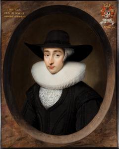 Portret van Maria de Fraeye (1605-1682)