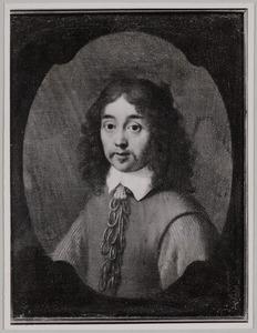 Portret van een man genaamd Rutger van Boetzelaer (1600-1651)