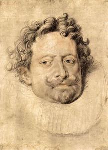 Studie van Don Diego Messia Felipe de Guzmán, Marqués de Legañes (1580-1655)