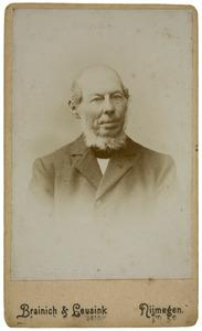 Portret van waarschijnlijk Hendrik van Heteren (1832-1907)