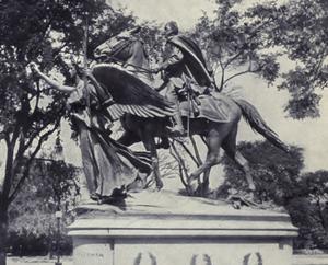 Ruiterstandbeeld van Generaal William Tecumseh Sherman