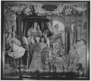 De kroning van Karel de Grote