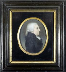 Portret van Jacobus Heijde (....-....)
