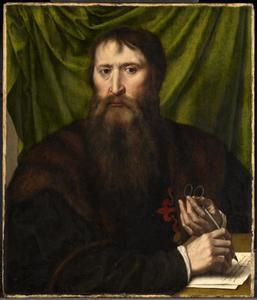 Portret van Felipe de Guevara (?-1563)