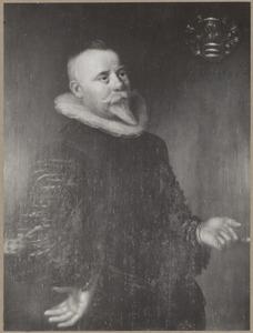 Portret van een man genaamd François Spiering (?-1630)