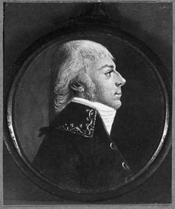 Portret van Gerrit Willem Casimir van Motman (1773-1821)
