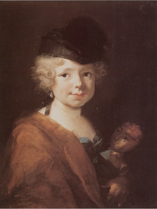 Portret van Cornelia Troost (?-1750)