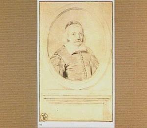 Portret van een man met kalotje