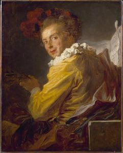 La Musique (Portret van M. de la Bretèche, broer van de priester De Saint-Nom)