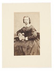 Portret van Hendrika Elisabeth Schepman (1842-1914)