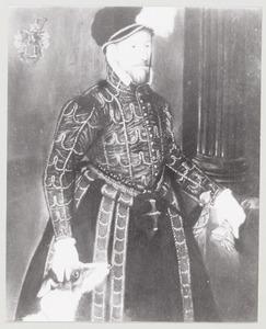 Portret van van Siercksma