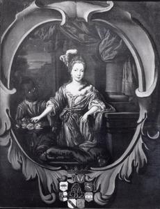 Portret van Elisabeth Schay (1697- )