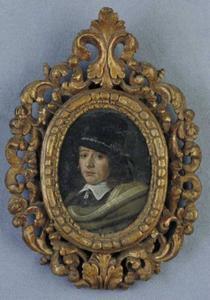 Portret van Johannes Versyden Jansz. (....-1670)