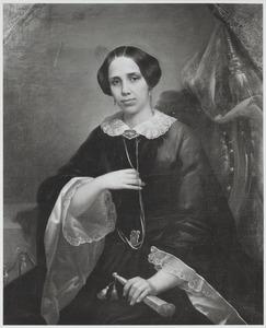 Portret van Marie Clélie Tissot (1823-1861)
