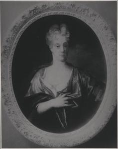 Portret van Petronella de Neufville (1688-1749)