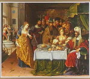 Het feest van Herodes