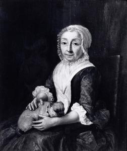 Portret van Johanna van Oyen