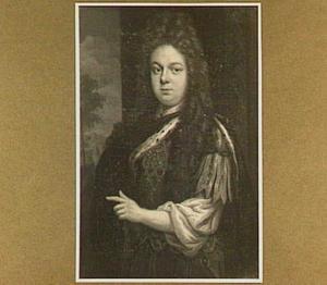 Portret van Jan II Six (1668-1750)