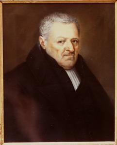 Portret van Nicolaas Frederik Jasper Morrien (1763-1842)