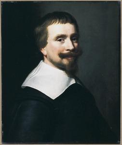Portret van een 38-jarige man