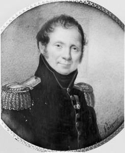 Portret van David Ragay (1772-1850)