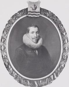 Portret van Hugo Visch ( -1639)