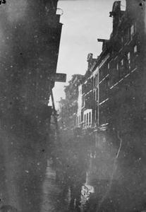 Stadsgezicht te Amsterdam