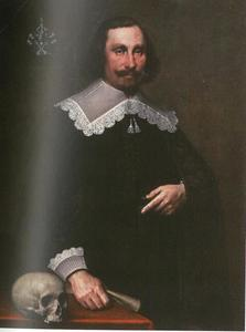 Portret van de handelaar Heinrich Maerten Eelking