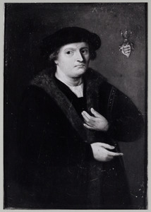 Portret van Jan Dircksz. Helmer (....-....)