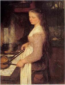 Keukenmeisje