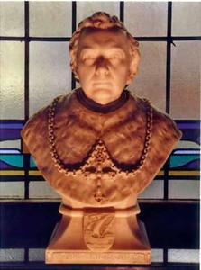 Portret van Augustinus Josephus Callier (1868-1934)