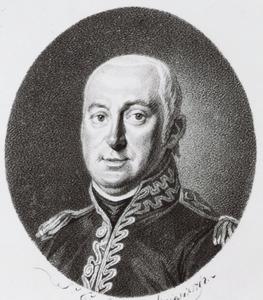Portret van Jan Willem de Winter (1761-1812)