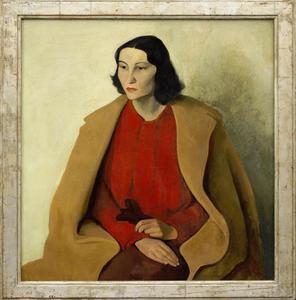 Portret van Estelle Reed (1904-1996)