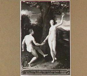 Adam en Eva: de Zondeval (Genesis 3:1-6)
