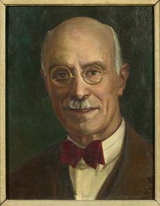 Portret van Ignatius Theodorus Maria Nolet (1875-1939)